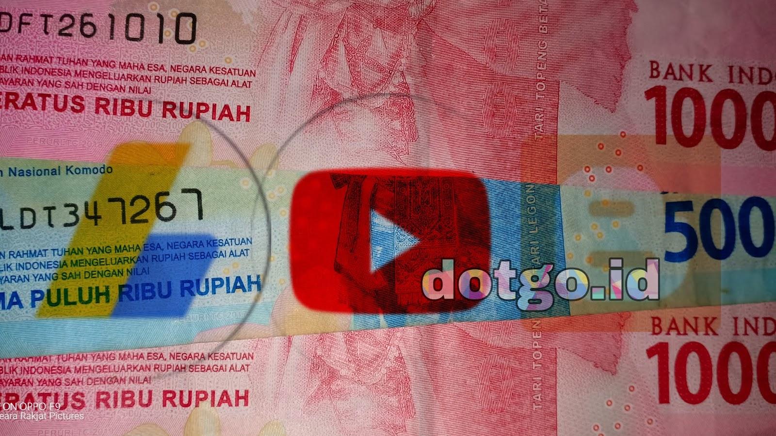 Cara Mudah Youtuber Dan Blogger Menghasilkan Uang Dengan Google Adsense Dotgo Id