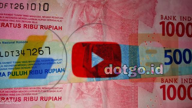 Cara menghasilkan uang dengan menjadi Youtuber dan blogger Vlohger Google Adsense