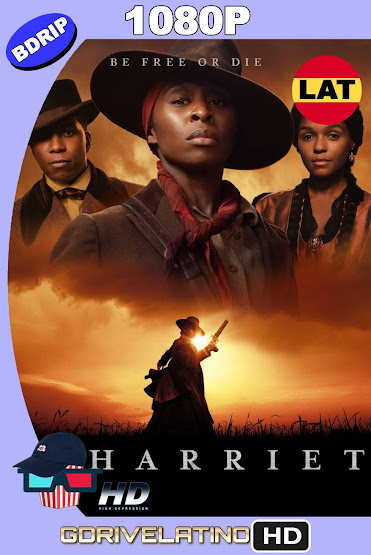 Harriet (2019) BDRip 1080p Latino-Ingles MKV