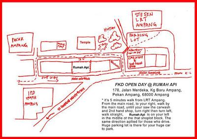 FKD Open Day Rumah Api