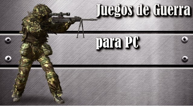 juegos online de guerra para pc sin descargar