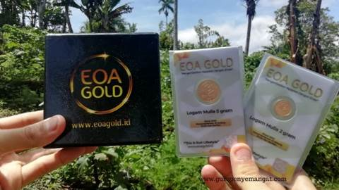 Emas EOA GOLD Recommended
