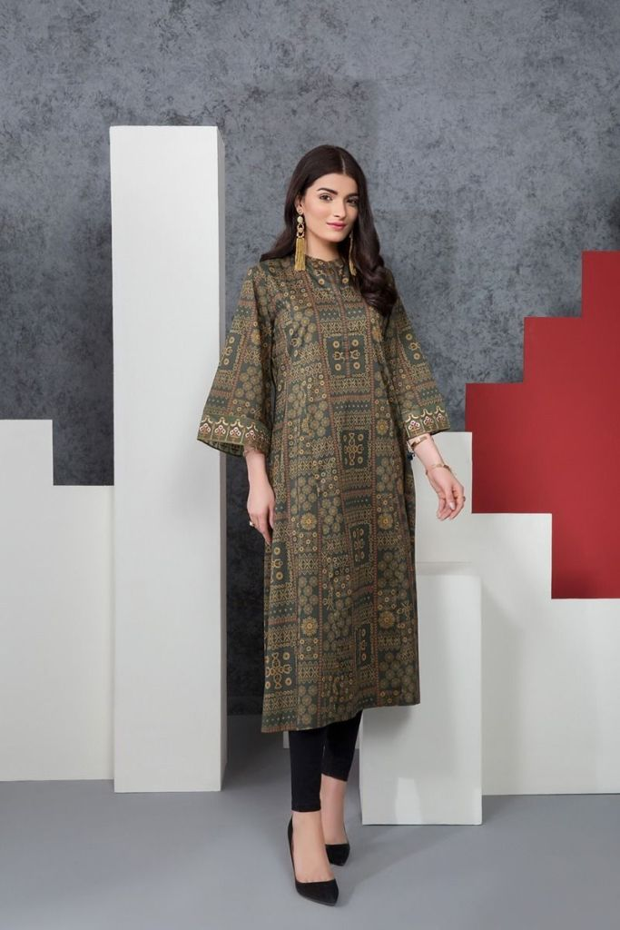 Nishat Linen Ready To wear 2020 Collection