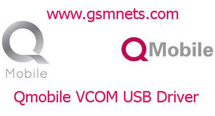 Latest Qmobile VCOM USB Driver Download