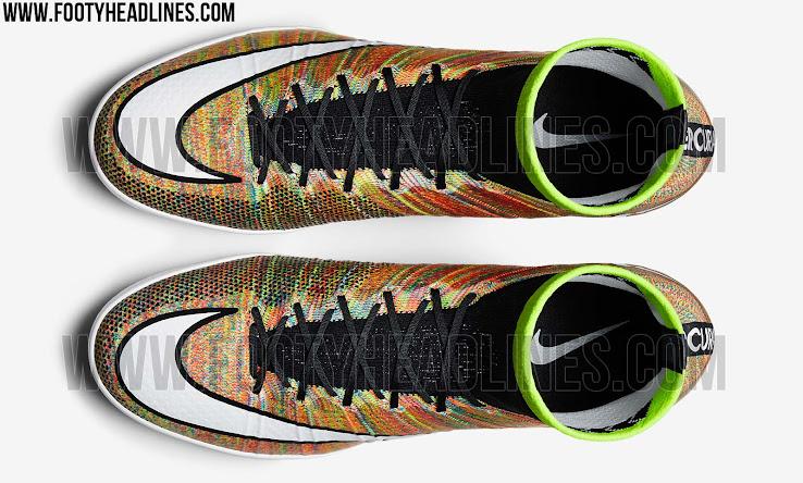 zasznurować popularne sklepy super promocje Nike Mercurial X Multicolor Boots Released - Footy Headlines