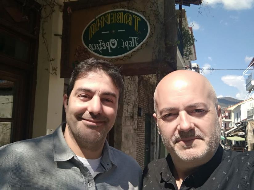 Υποψήφιος με τον συνδυασμό Θεοχάρη ο Βασίλης Λιακόπουλος