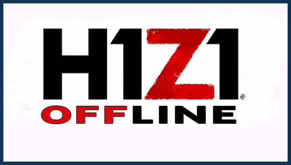 هل يمكن تشغيل ولعب لعبة H1Z1 Offline دون اتصال انترنيت؟