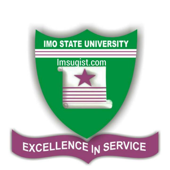 Instructions For IMSU Returning Students