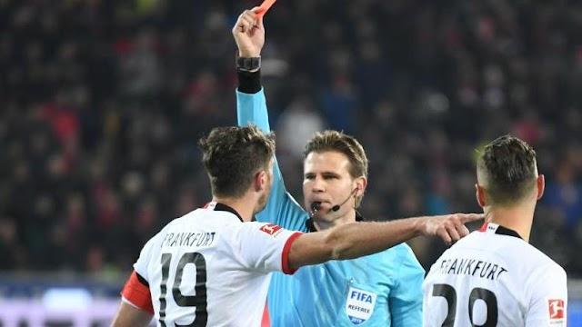 David Abraham Banned From Seven Match After Barging Frieburg Coach