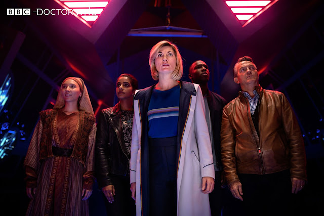 Doctor Who 12 - Can You Hear Me?
