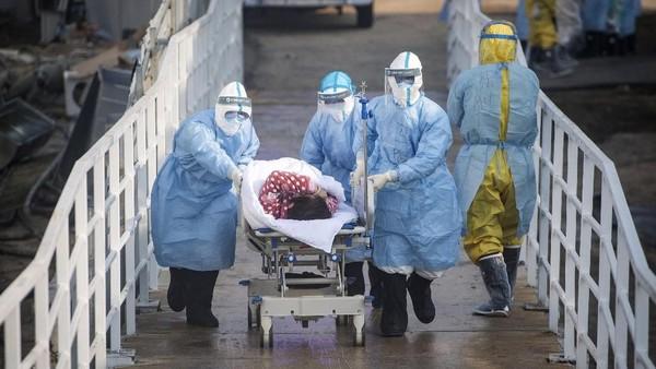 Korban Tewas Akibat Virus Corona Bertambah Jadi 630 Orang