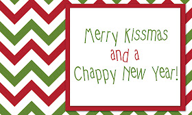 An Organized Family: Merry Kissmas!