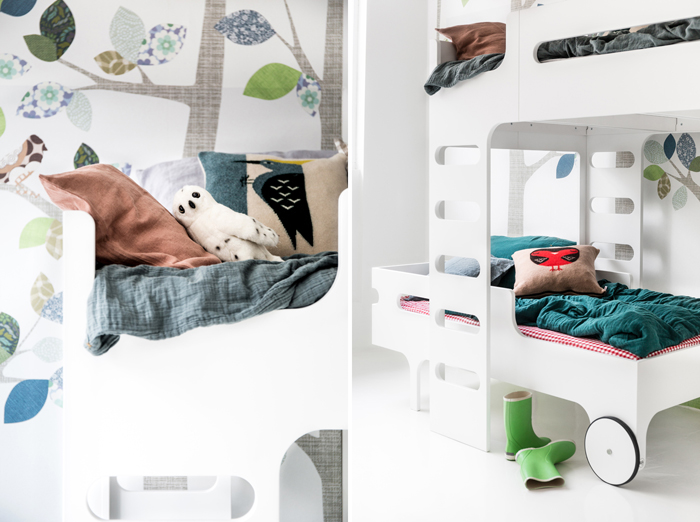 Flexible room for siblings by Rafa-kids