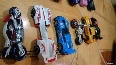 thanh lý xe Hotwheels 2