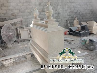 Makam Uje Marmer Custom