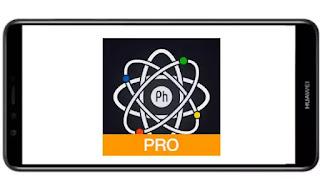 تنزيل برنامج physics calculator pro mod Paid مدفوع مهكر بدون اعلانات بأخر اصدار من ميديا فاير