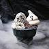 Ini Dia Es Krim Tema Halloween dengan Batu Nisan dan Hantu