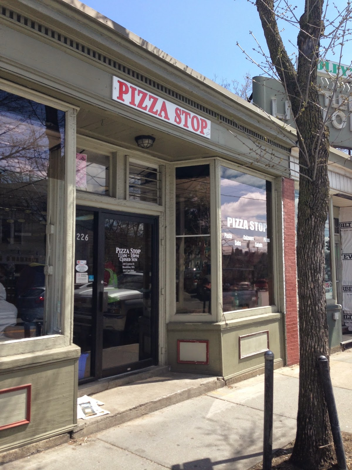 The Pizza Kitchen Revere Ma