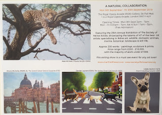 A Natural Collaboration Art Exhibition