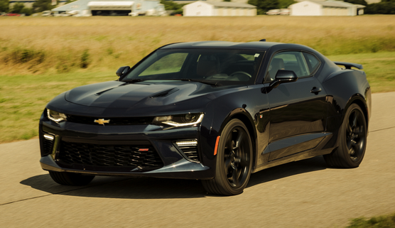 Camaro SS Coupe Review...