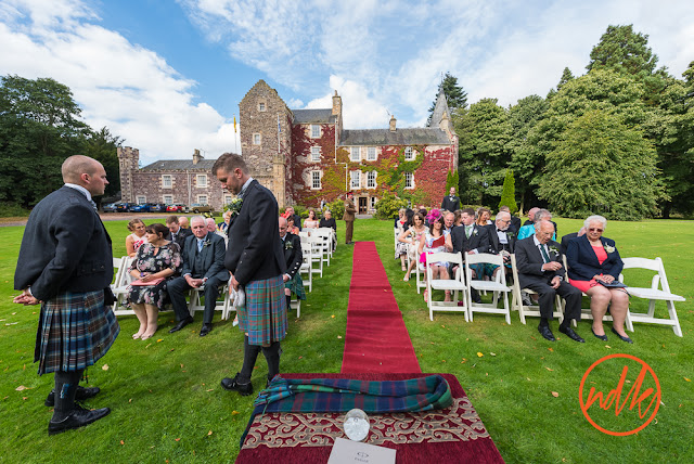 Fernie Castle Wedding Photography