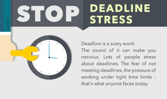 Stop Deadline Stress