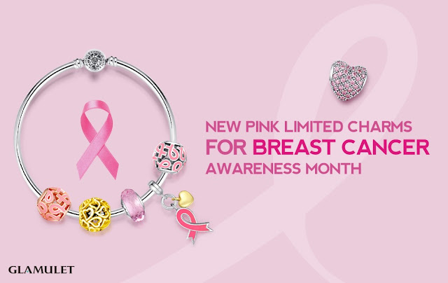 Pink October For Breast Cancer Awareness | Morgan's Milieu: Glamulet and their breast cancer awareness campaign.