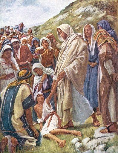 Histórias Fantásticas da Bíblia: História 12: O menino ...