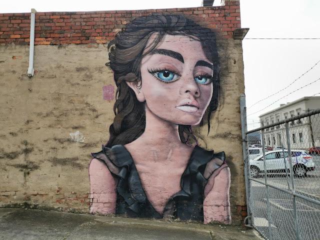 Ballarat Street Art | Cax One