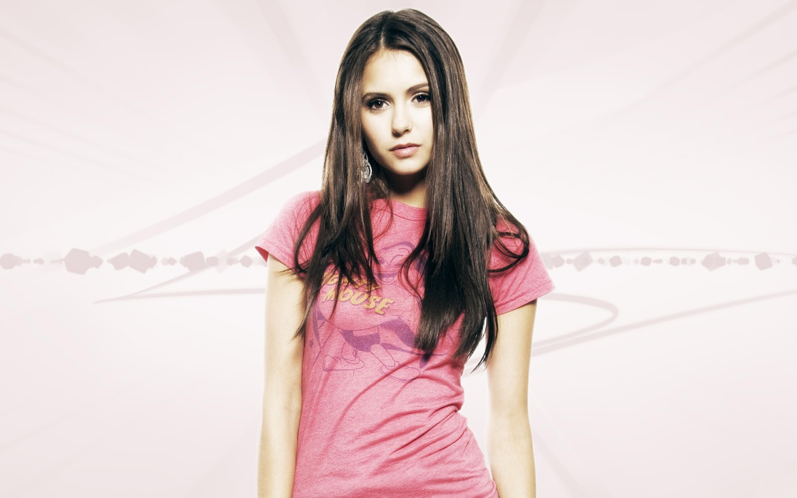 Nina Dobrev Hd Wallpapers  Wall Pc-5665