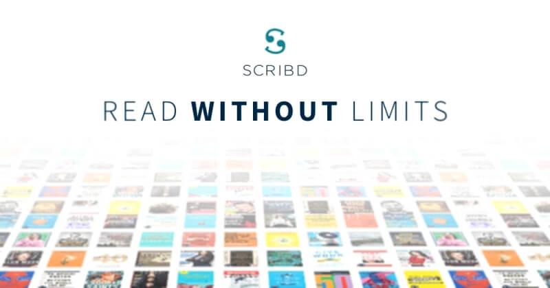 بيع-الكتب-على-الانترنت-موقع-Scribd