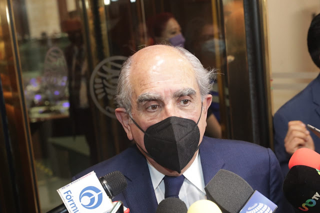Sección Instructora abrió periodo de siete días para que gobernador de Tamaulipas haga una declaración: Pablo Gómez