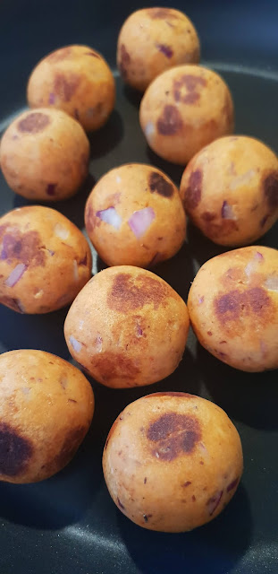 Boulettes protéinées à l'OKARA & CHANVRE (végan - sans gluten)