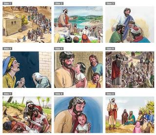 free bible images beatitudes