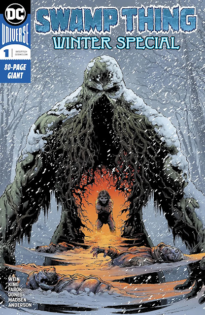 Swamp Thing Winter Especial Descargar Español Mega