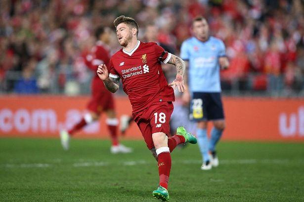 Legenda Liverpool Memuji Penampilan Alberto Moreno