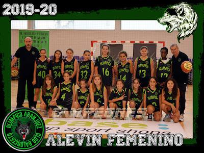 Olímpico Aranjuez Baloncesto