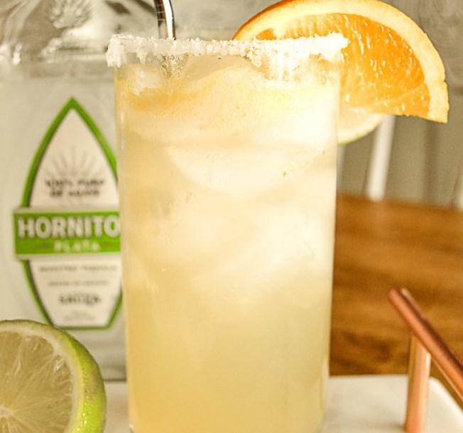 Skinny Margarita Recipe #drinks #cocktails