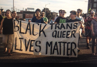Breaking: Trans Lives Matter Protesters Mowed Down by Car During St. Louis Street Rally