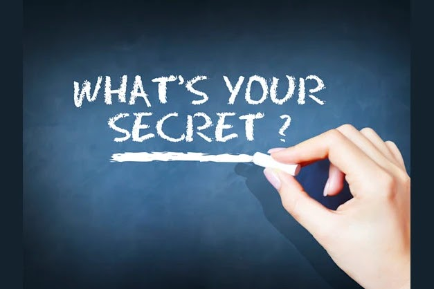 What Type Of Secret Are You Hiding From Yourself?