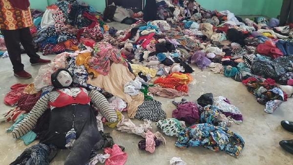 Cerita Keseharian Jomblo Pencuri Ribuan Pakaian Dalam untuk Boneka Wanita