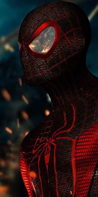 Wallpaper spiderman HD