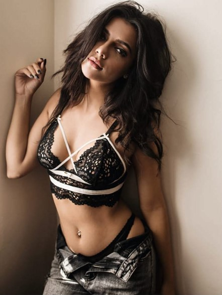 Indian Model Ruhi Singh New Hot Photoshoot Stills Actress Trend