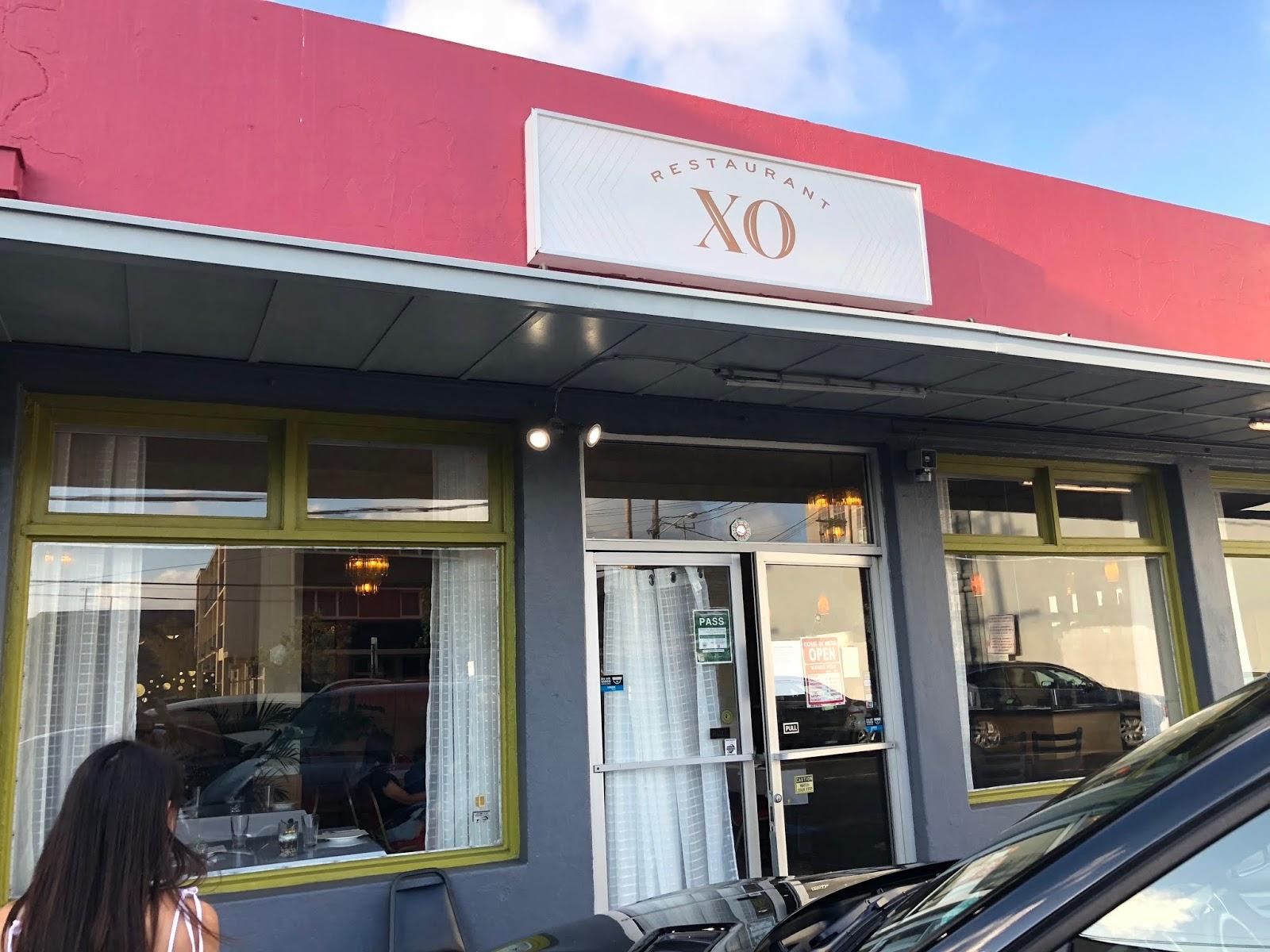 Restaurant Xo In Kaimuki