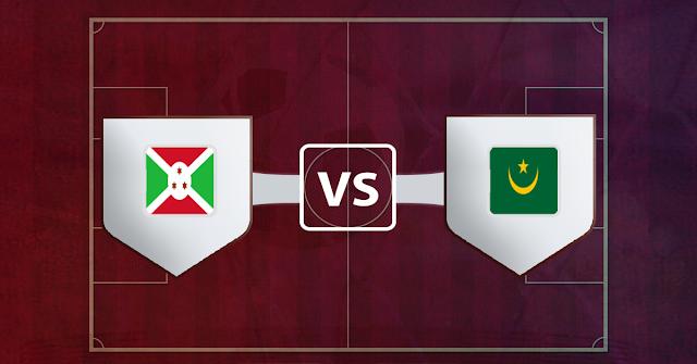 نتيجة مباراة موريتانيا وبوروندي اليوم الأحد 15 نوفمبر 2020 في تصفيات كأس أمم أفريقيا