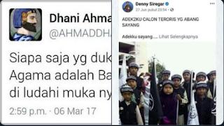 Kasusnya Lebih parah Dibanding Ahmad Dhani, Pengamat: Denny Siregar harus Diproses