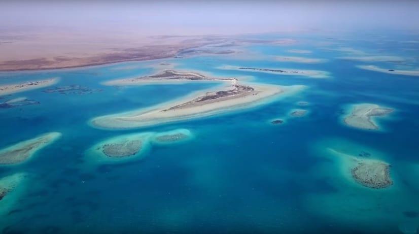 جزر المملكة عدد هائل وجمال مختبئ مقالات