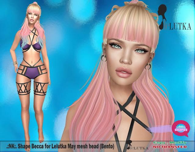 New Shapes for Lelutka Mesh head Bento 85405505f1757