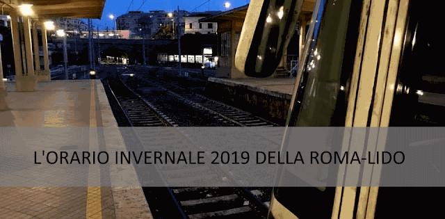 L'orario infernale della Roma-Lido