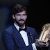 Alisson Becker crowned Goalkeeper of the Year as Liverpool star wins Yashin award